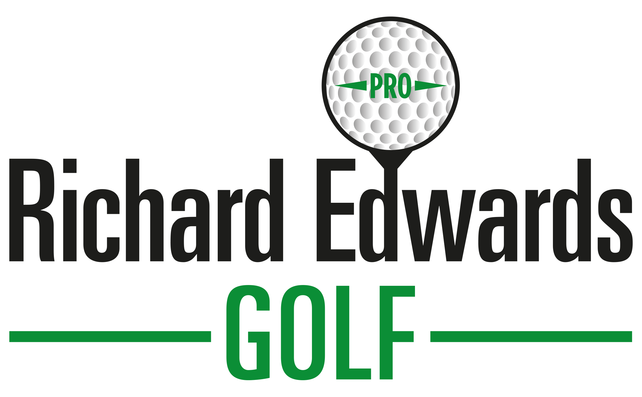 Richard Edwards Golf Logo